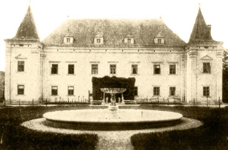 Kartka z historii Kruszyny