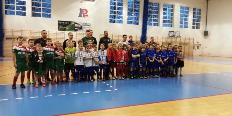 Prezenty młodych sportowców z Widzowa pod choinkę
