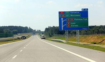 Zamknięcie przejazdu pod DK1 w Kruszynie