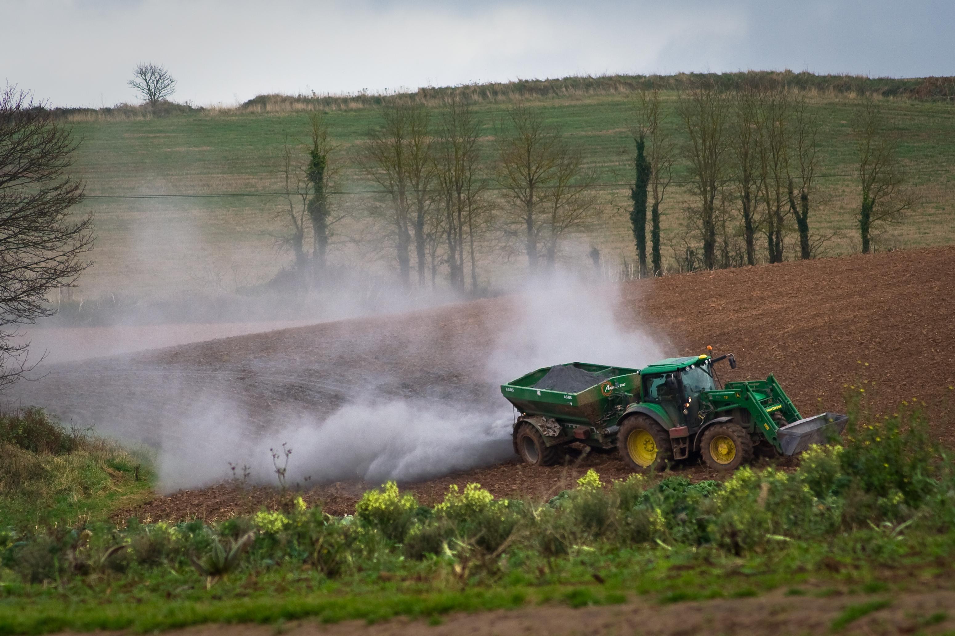 Ogólnopolski program regeneracji środowiskowej gleb poprzez ich wapnowanie