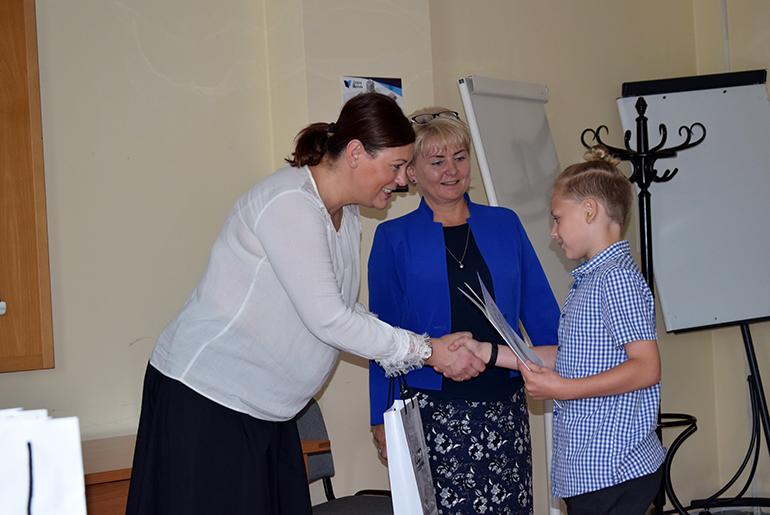 Uczeń z Kruszyny laureatem Wojewódzkiego Konkursu Literackiego