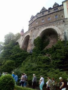 Wycieczka seniorów do Świdnicy i Książa