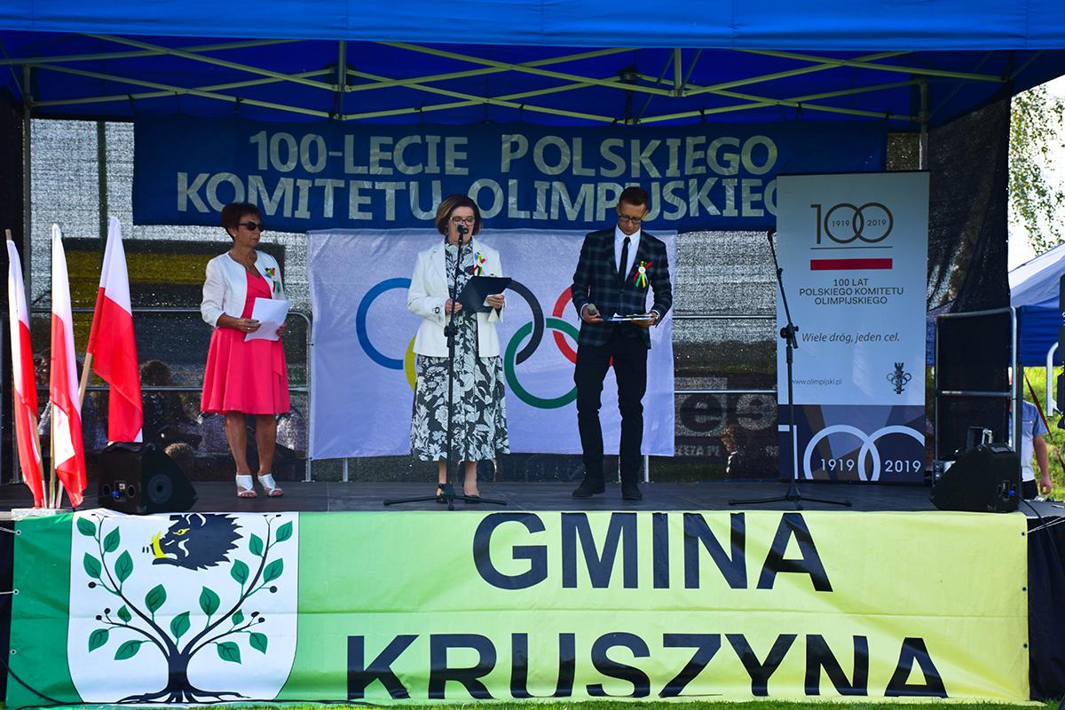 100-lecie Polskiego Komitetu Olimpijskiego
