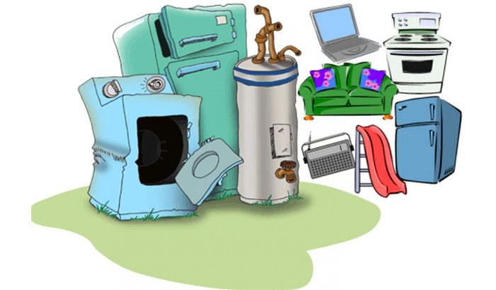 Objazdowa zbiórka odpadów wielkogabarytowych