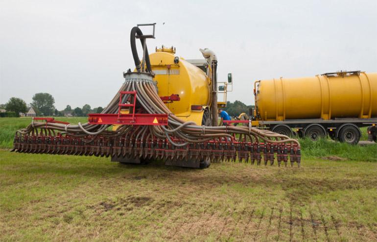 Chroń wody przed azotanami pochodzenia rolniczego – złóż wniosek o dofinansowanie